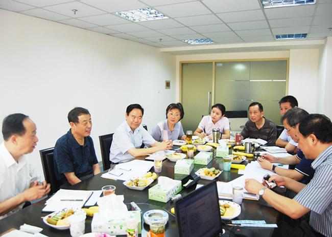 2009年8月14日 SCTA办公会议