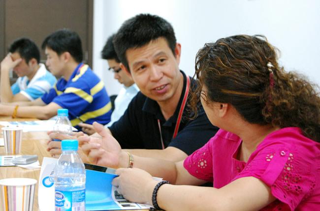 SCTA第十六期活动在伟翔(中国)召开
